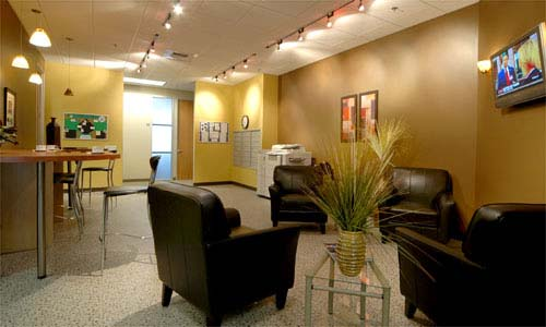 Corporate Office Centers Our People Place And